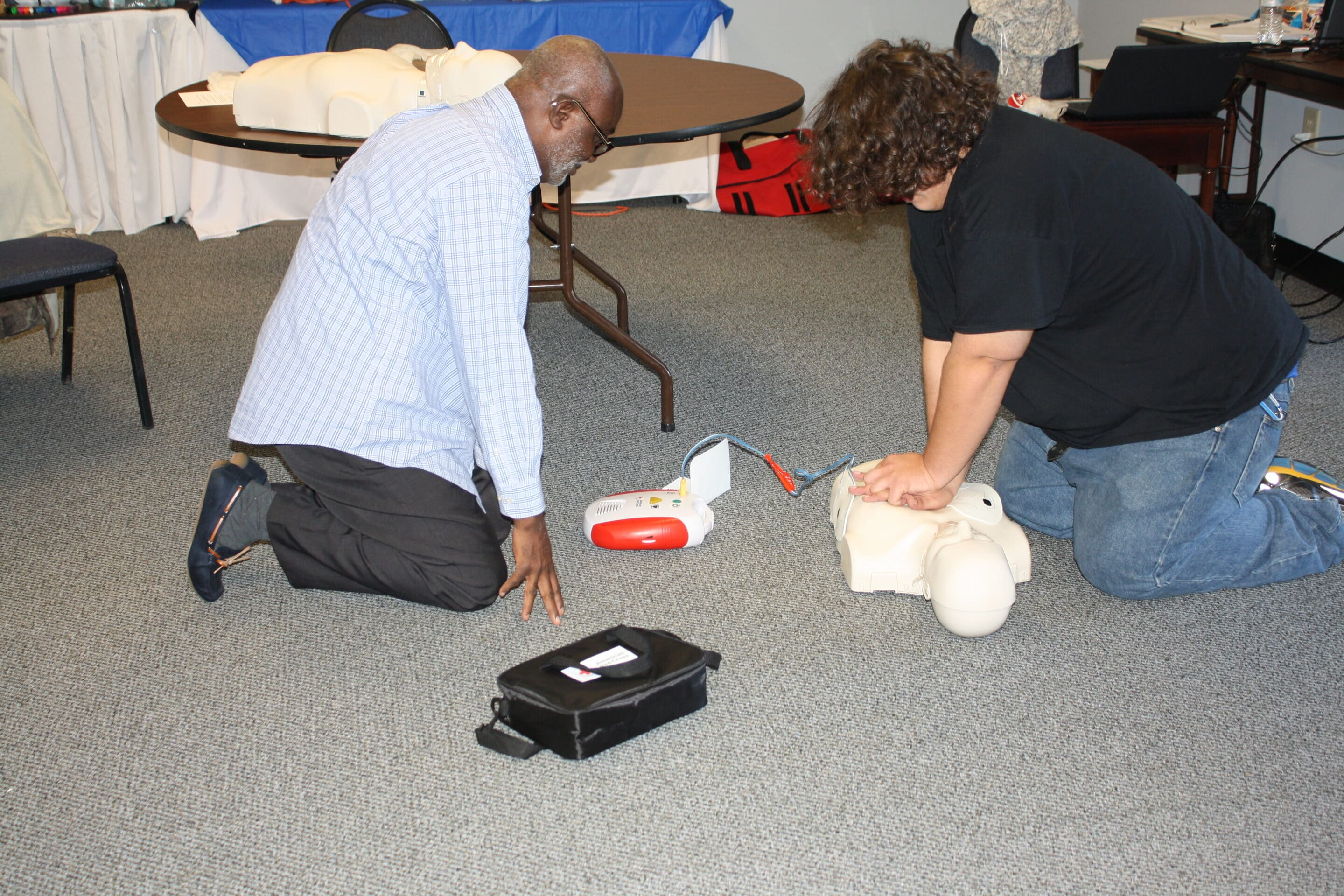 Staff Development First Aid CPR