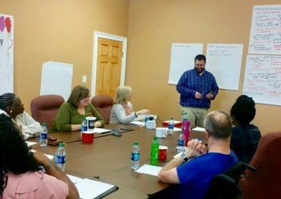 Macon strategic planning committee meeting