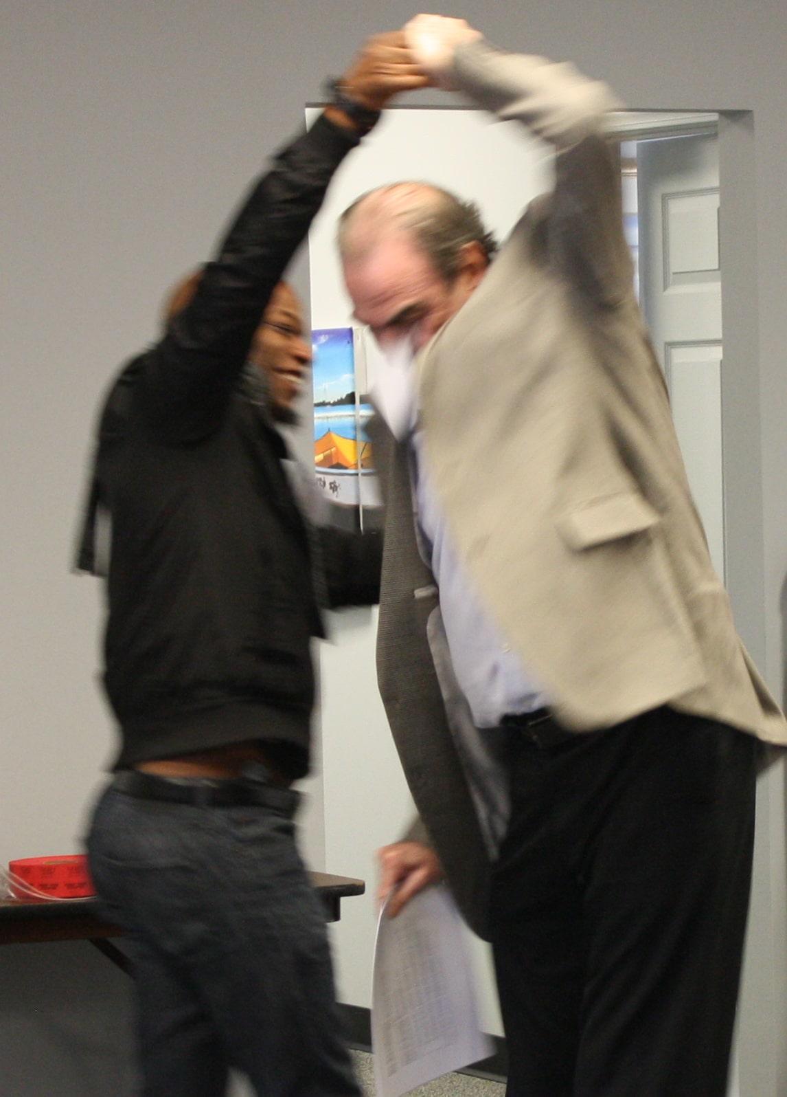 Dancing Duos