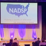 Star Choices at National Alliance for Direct Support Professionals (NADSP) Conference September 2019